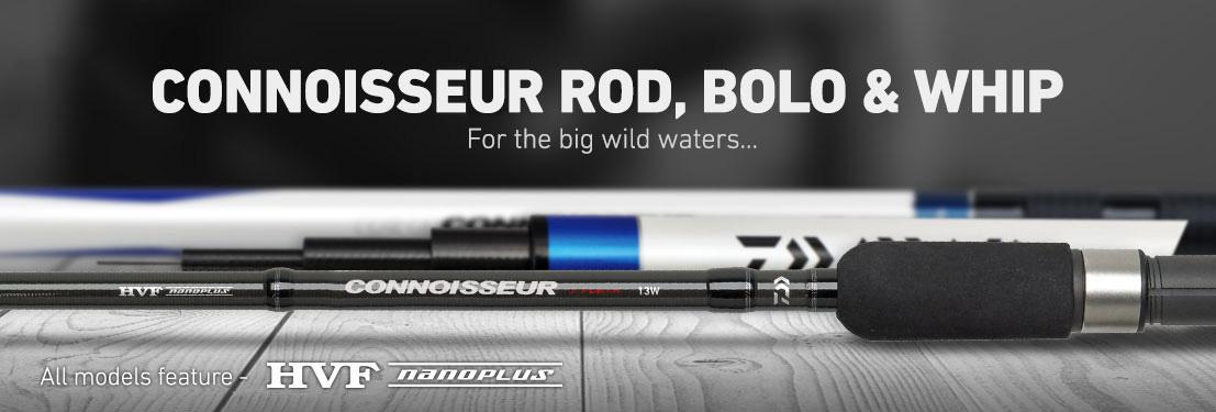 Connoisseur rod, bolo & whip
