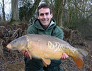 The best of the day for Martyn was this 20lb 6oz mirror