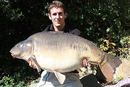 Martyn with the second half of his brace at 51lb 2oz