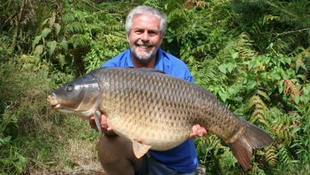 A stunning common, one of the first fish caught on the big hit trip mentioned at the start of this feature.