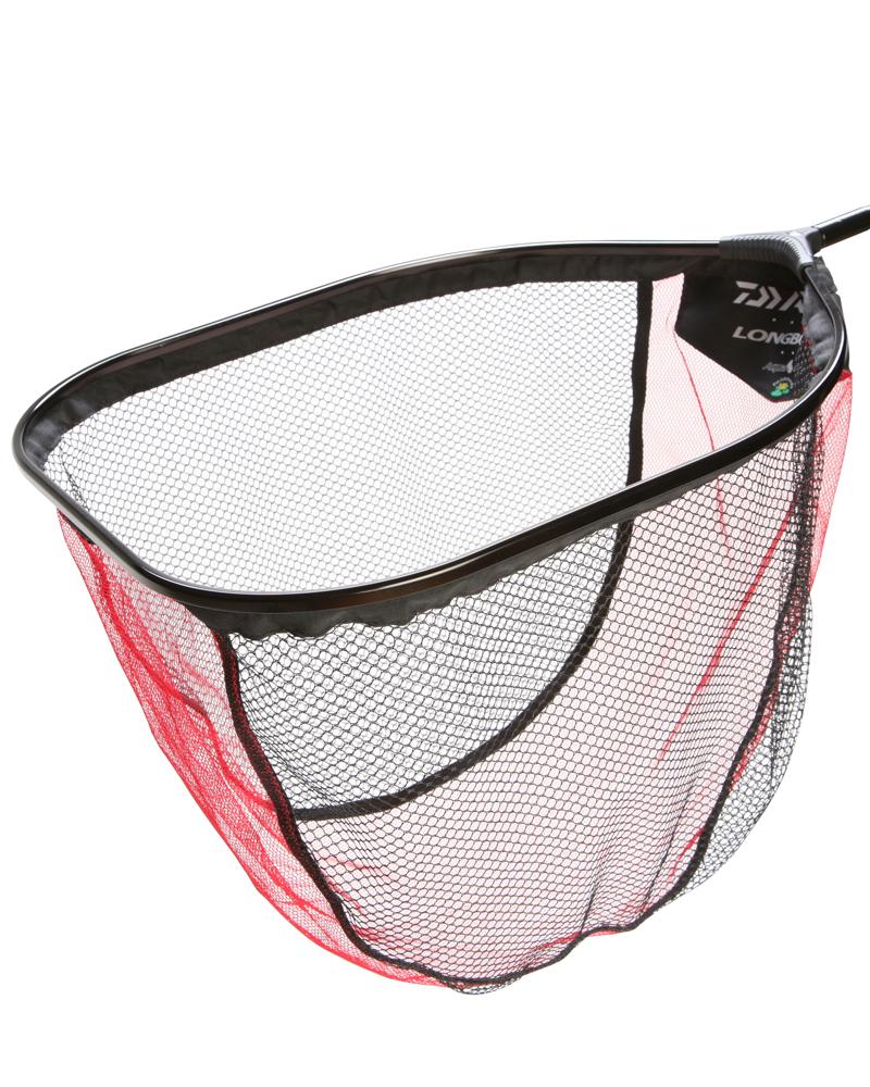 Longbow Aquadry Landing Nets | daiwasports co uk