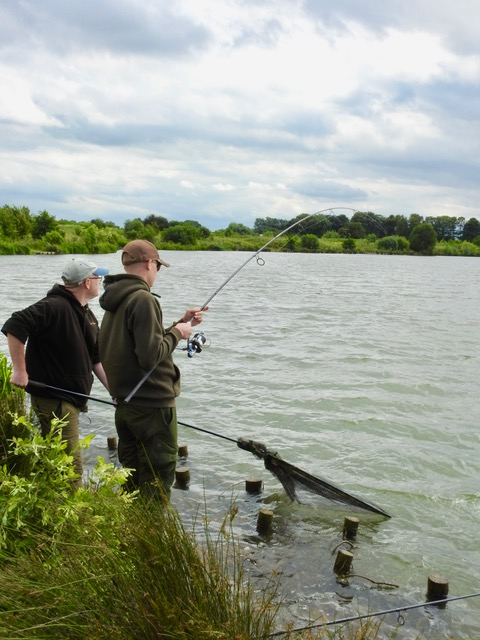 Nottingham Piscatorial Society Junior Carp Fish-In | <b>Daiwa</b>sports.co.uk